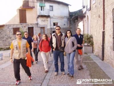 Miranda del Castañar - Sierra de Francia; mochila treking; segovia fotos ciudad